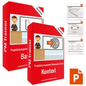 Powerpoint-Vorlagen Projektmanagement