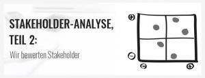 Stakeholder bewerten