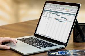 Excel-Projektplan zum kostenlosen Download
