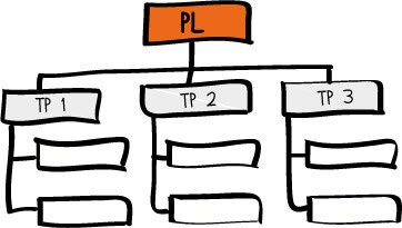 Reine bzw. autonome Projektorganisation