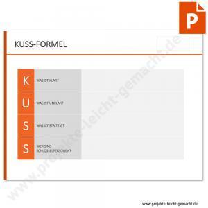 Vorlage KUSS-Formel