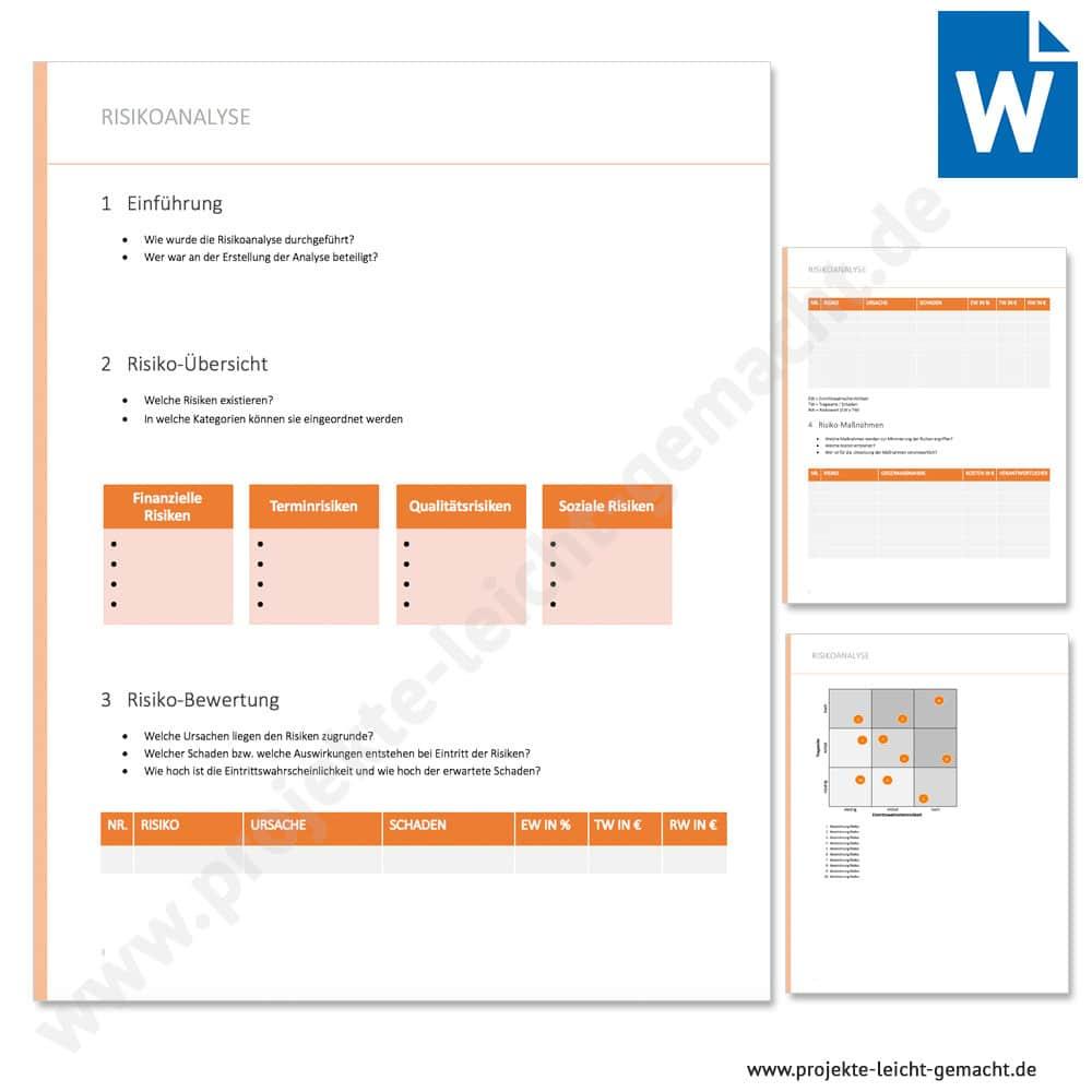 Risikoanalyse Im Projektmanagement Mit Beispiel 14 7