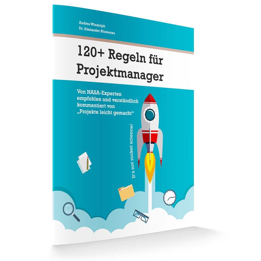 120+ Regeln für Projektmanager