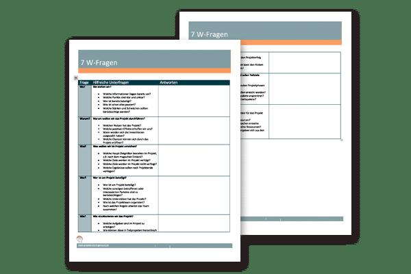 Projektplan erstellen