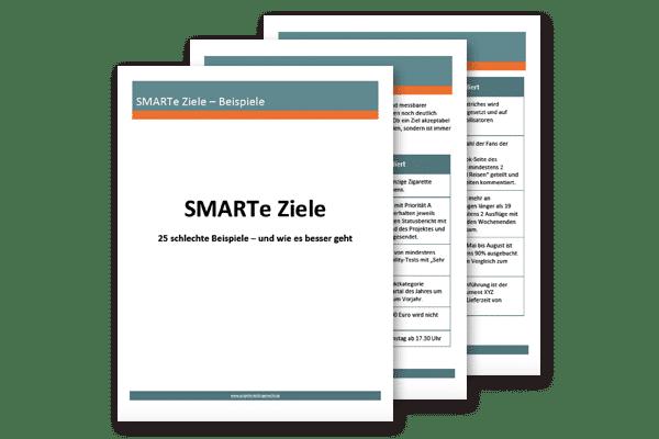 Die Smart Formel Hilfsmittel Zur Zielformulierung
