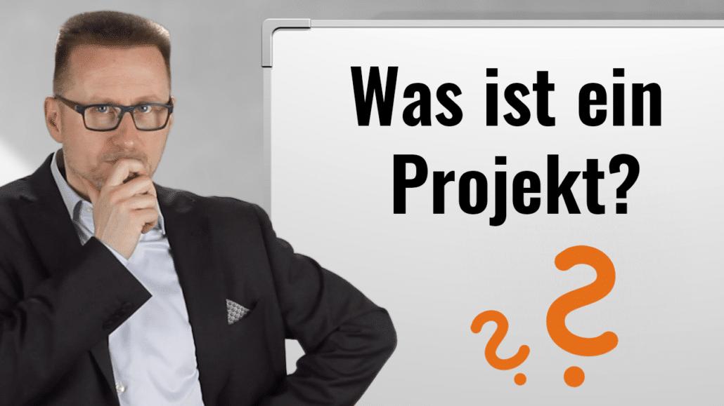 Video: Was ist ein Projekt?