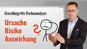 Video: Grundbegriffe im Risikomanagement