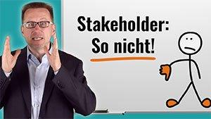 Video: Typische Fehler im Stakeholdermanagement